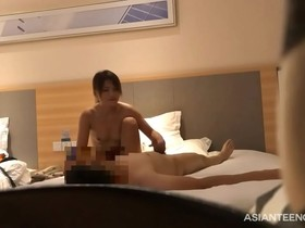 (HIDDEN CAM) REAL CHINESE HOOKER HOTEL FUCK
