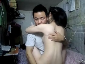 Beautiful chinese slut loved to get her tight pussy fucked hard